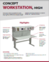 Concept High Workstation (pdf)