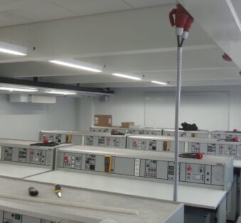 Electrical engineering laboratory